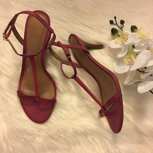 Talbots sandals with heels